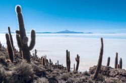 Deserto de sal do Salar