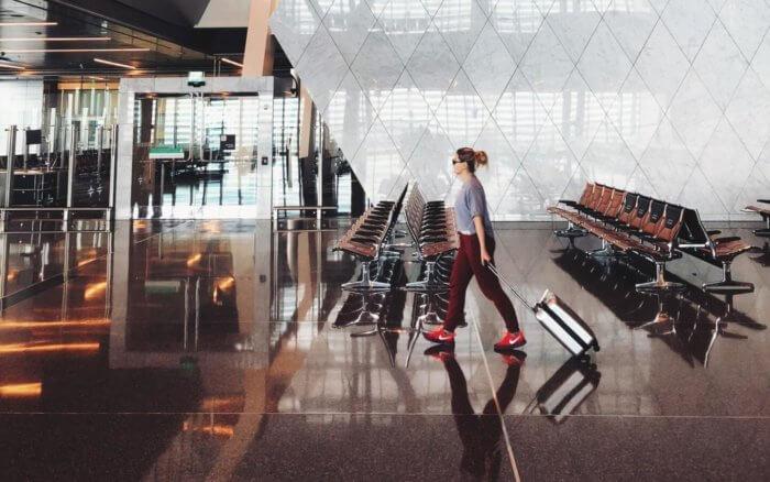 conexão aeroporto