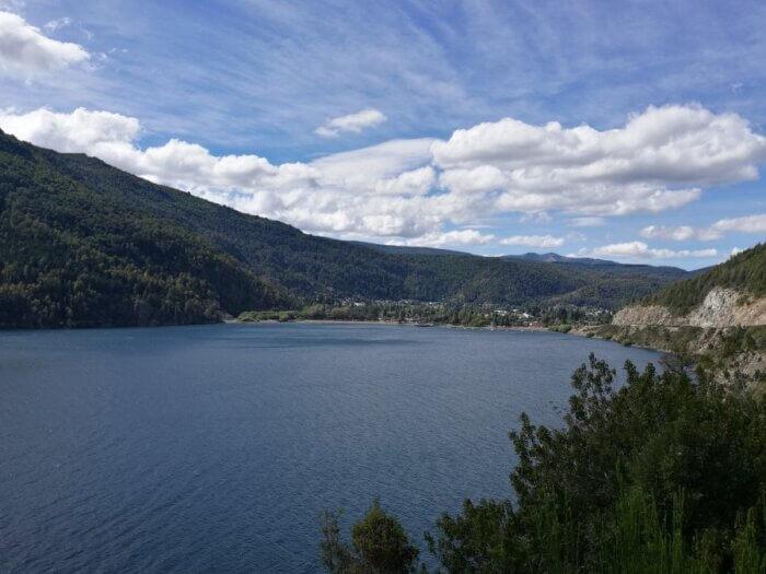 lago em San Martín de Los Andes