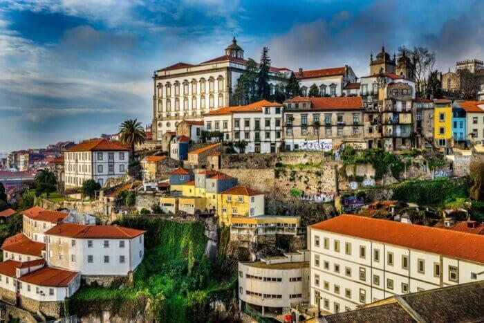Porto representando o custo de vida em Portugal
